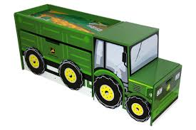 John Deere Home Decor by John Deere Tractor Toy Box Set