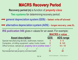 Ads Depreciation Table 16 1 Lecture Slides To Accompany Engineering Economy 7 Th Edition