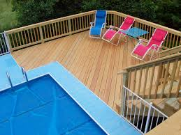 how much does a chicagoland pool deck cost archadeck outdoor living