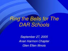 ppt come on ring those bells powerpoint presentation id 4780577