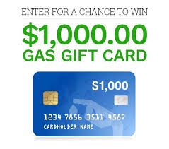 gas gift card 1 000 free gas gift card yes free