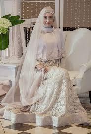 wedding dress syari look and stay syar i on wedding day with gorgeous