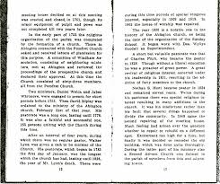 manual of the congregational church 1930