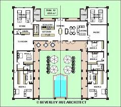 luxury house plans with pools best 25 u shaped house plans ideas on u shaped houses