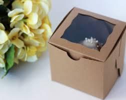 25 cupcake wedding favors ideas kraft cupcake boxes mini cupcake box mini cupcake boxes