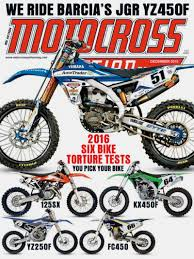 jgr racing motocross motocross action magazine have you seen the new mxa see what you
