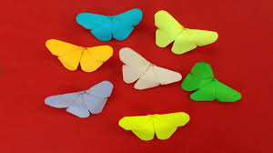 how to make paper butterflies easy origami butterfly for