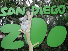 Sea World San Diego Map by San Diego Zoo San Diego Attractions San Diego Rv