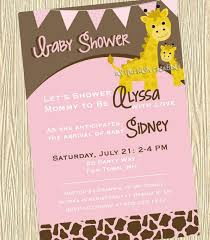 templates free baby shower invitation templates for photoshop in