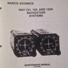 narco nav 121 122 and 122a service parts manual u2022 291 15 picclick