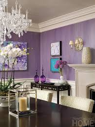 purple dining room ideas gerald pomeroy design styled by kyle hoepner