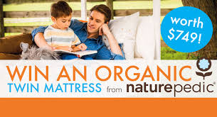 last chance score a 749 naturepedic organic twin mattress in our