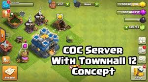 apk game coc mod th 11 offline mythical cell clash of clans private server townhall 12 tomzpot