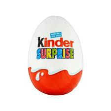 egg kinder kinder chocolate egg 20g ca grocery gourmet food