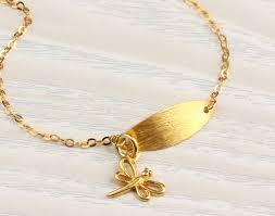 childrens gold bracelets girly gold bracelet kids gold bracelet dryads