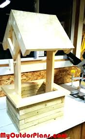 easy rustic wood crafts to make projects wooden my wishing well