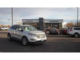 Hyundai Cars In Rapid City by Used Ford Edge For Sale In Rapid City Sd Edmunds