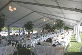 wedding rental lincoln tent wedding tent rental information