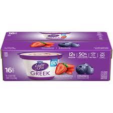 dannon light and fit nutrition yogurt bj s wholesale club