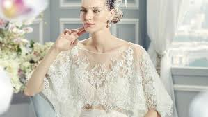 wedding dresses for 14 cape wedding dresses for a trendy and new bridal look