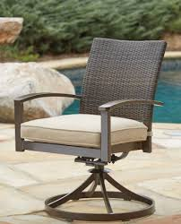 Patio Furniture Swivel Chairs Outdoor