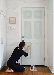 should i use high gloss paint on kitchen cabinets tips for applying my new favorite door paint house