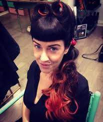 pin up hairdos long black hair amazing hairstyles pin up ideas design trends premium for black hair