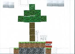 minecraft madness crafts for parties classrooms or libraries minecraft craft mincraft activity