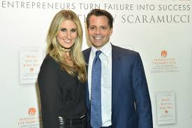 scaramucci u0027s fed up wife filed for divorce while nine months