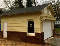 Building A Two Car Garage Custom Garage Construction Building A Detached 1 Car Garage Addition