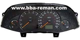 2003 ford focus instrument cluster lights bba instrument cluster product range spain bba reman