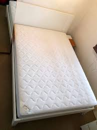 ikea nordli bed and sultan mattress for sale great condition