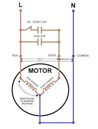 motor wiring diagram ac wiring diagrams instruction