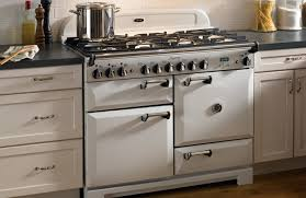 aga kitchen appliances aga legacy 44 in vintage white with individual ovens for multi