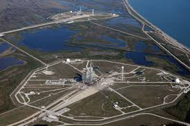 aerial view of slc 40 launch pad google search rockets pinterest