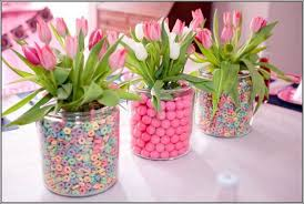 easy baby shower decorations 101 easy to make baby shower centerpieces inside easy baby shower