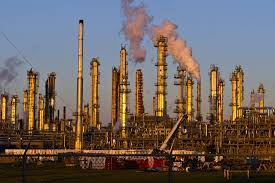 Refineries In Usa Map by U S Oil Industry Becomes Refiner To World As Exports Boom Bloomberg