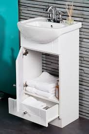 Top 25 Best Powder Room Small Bathroom Vanity Cabinet And Sink White Pe1612w New Petite