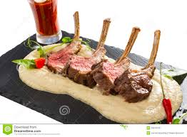Rack Of Lamb On Grill by Lamb Ribs Cooked On The Grill Stock Photos Image 35918793