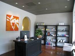 bureau cabinet m ical salon reception area tara burroughs salon reception area