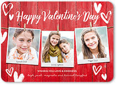 custom valentines day cards easy personalized photo valentines day cards personalized