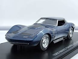 corvette mako amazon com chevrolet corvette mako shark ii concept 1965 model