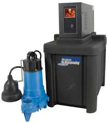 Basement Pump Up System by Waterproofing Blog
