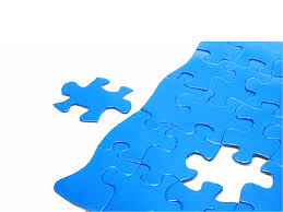 puzzle time free ppt backgrounds for your powerpoint templates
