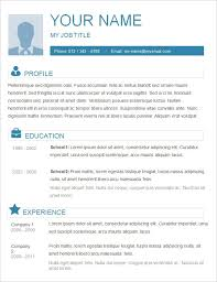 basic resume exles simple applicant resume sle menu and resume