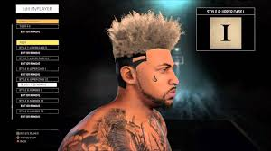 nba 2k16 tutorial tip tricks dope neck and chest tattoos