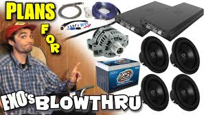 choosing the best car audio setup for you planning for a loud