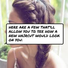 see what you would look like with different color hair best 25 virtual haircut ideas on pinterest bridal chignon