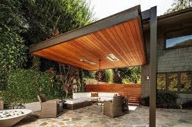 modern pergola neoteric ideas modern pergola buy roof garden landscape