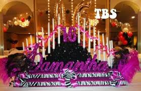 sweet 16 candelabra sweet 16 candelabras party favors for sale ny